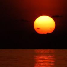 """""""Maldivian Sunset"""" - Maldive - 2007"""