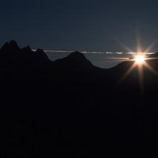"""Sunset at 3000"" - 2003"
